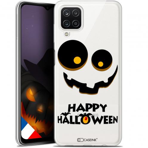 "Coque Gel Samsung Galaxy A12 (6.5"") Halloween - Happy"