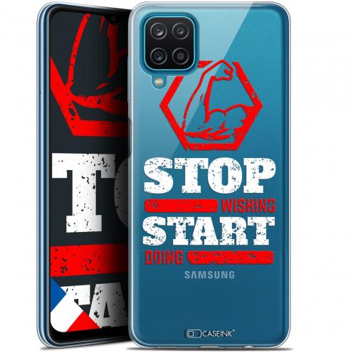 "Coque Gel Samsung Galaxy A12 (6.5"") Quote - Start Doing"