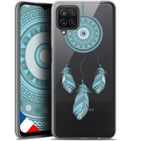 "Coque Gel Samsung Galaxy A12 (6.5"") Dreamy - Attrape Rêves Blue"
