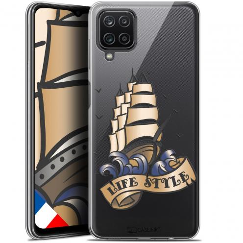 """Coque Gel Samsung Galaxy A12 (6.5"""") Tatoo Lover - Fashion"""