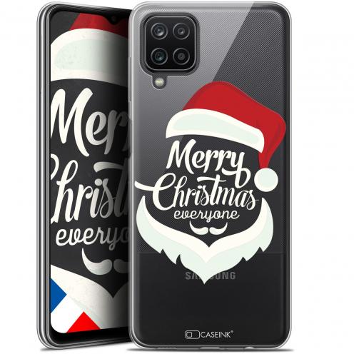 "Coque Gel Samsung Galaxy A12 (6.5"") Noël - Merry Everyone"
