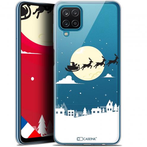 """Coque Gel Samsung Galaxy A12 (6.5"""") Noël - Flying Stanta"""