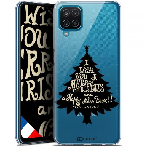 "Coque Gel Samsung Galaxy A12 (6.5"") Noël - XOXO Tree"