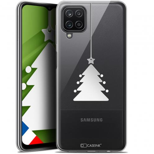 "Coque Gel Samsung Galaxy A12 (6.5"") Noël - Petit Arbre"