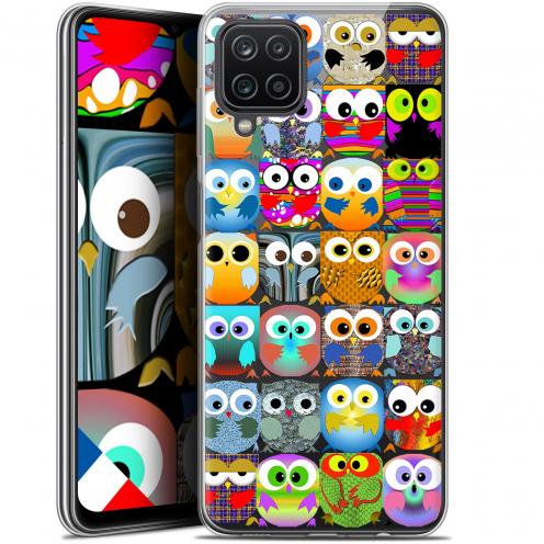 """Coque Gel Samsung Galaxy A12 (6.5"""") Claude - Hibous"""