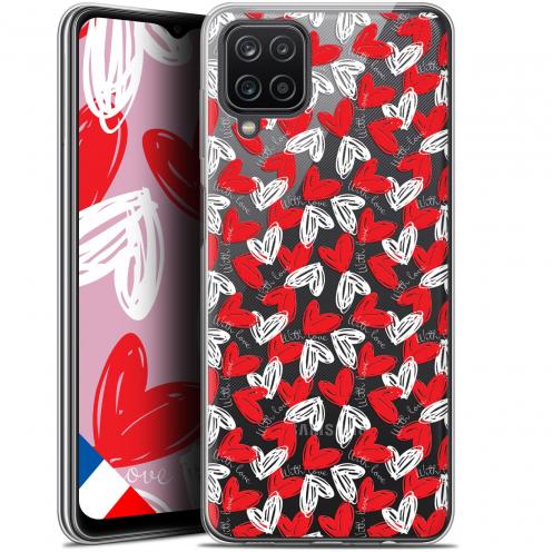 "Coque Gel Samsung Galaxy A12 (6.5"") Love - With Love"