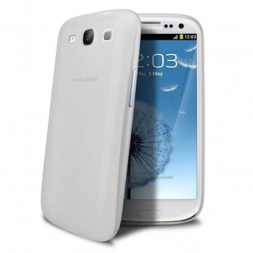 Coque Ultra Fine 0.3mm Frost Samsung Galaxy S3 Transparente