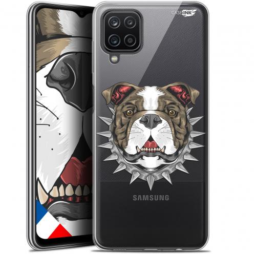 """Coque Gel Samsung Galaxy A12 (6.5"""") Motif - Doggy"""