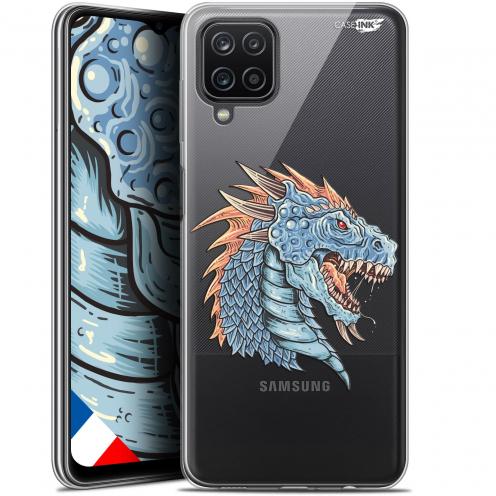 """Coque Gel Samsung Galaxy A12 (6.5"""") Motif - Dragon Draw"""