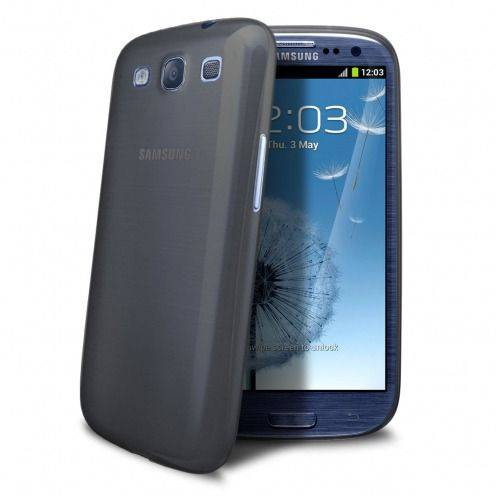 Coque Ultra Fine 0.3mm Frost Samsung Galaxy S3 Noire