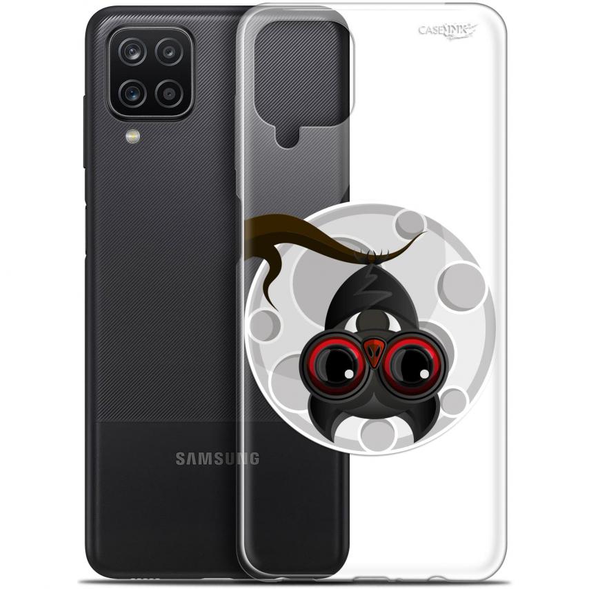 """Coque Gel Samsung Galaxy A12 (6.5"""") Motif - Petit Vampire"""