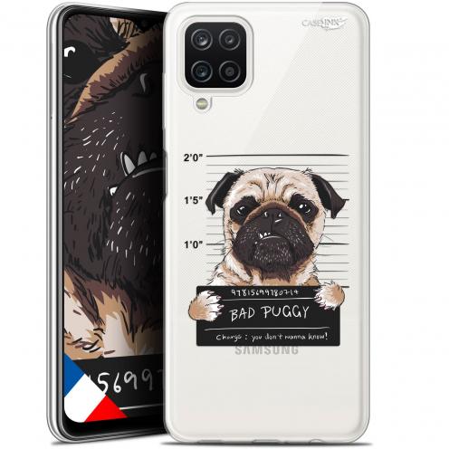 "Coque Gel Samsung Galaxy A12 (6.5"") Motif - Beware The Puggy Dog"