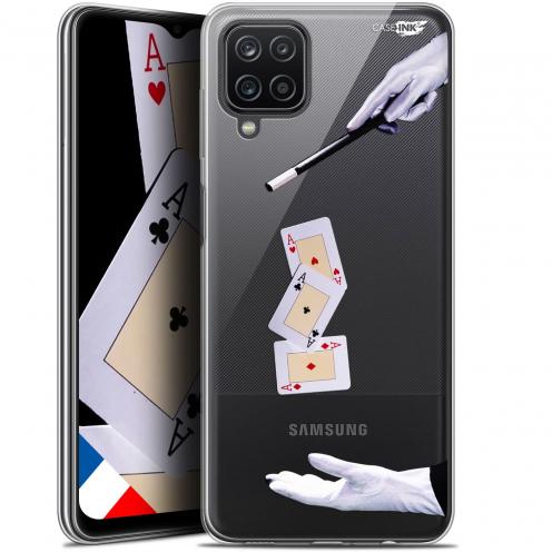 """Coque Gel Samsung Galaxy A12 (6.5"""") Motif - Cartes Magiques"""