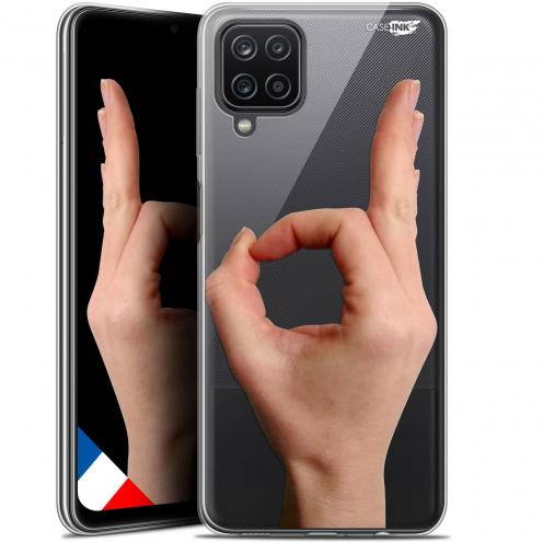 "Coque Gel Samsung Galaxy A12 (6.5"") Motif - Le Jeu du Rond"