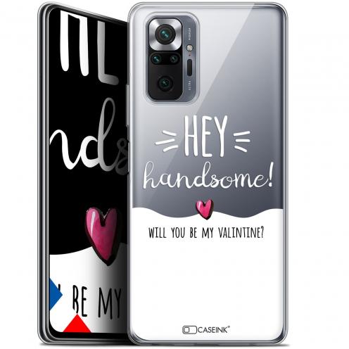 "Coque Gel Xiaomi Redmi Note 10 PRO (6.7"") Love - Hey Handsome !"
