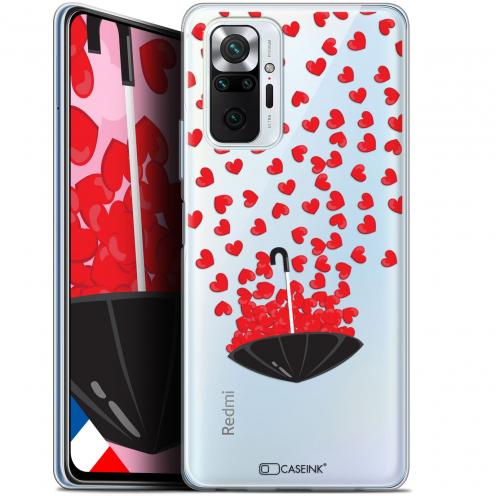 """Coque Gel Xiaomi Redmi Note 10 PRO (6.7"""") Love - Parapluie d'Amour"""