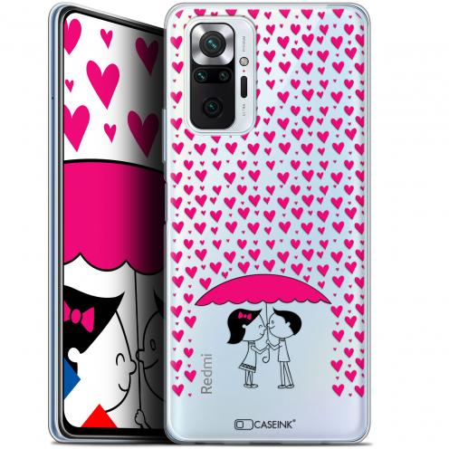 """Coque Gel Xiaomi Redmi Note 10 PRO (6.7"""") Love - Pluie d'Amour"""