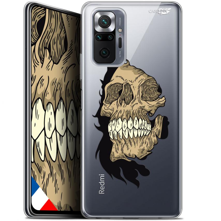 """Coque Gel Xiaomi Redmi Note 10 PRO (6.7"""") Motif - Craneur"""