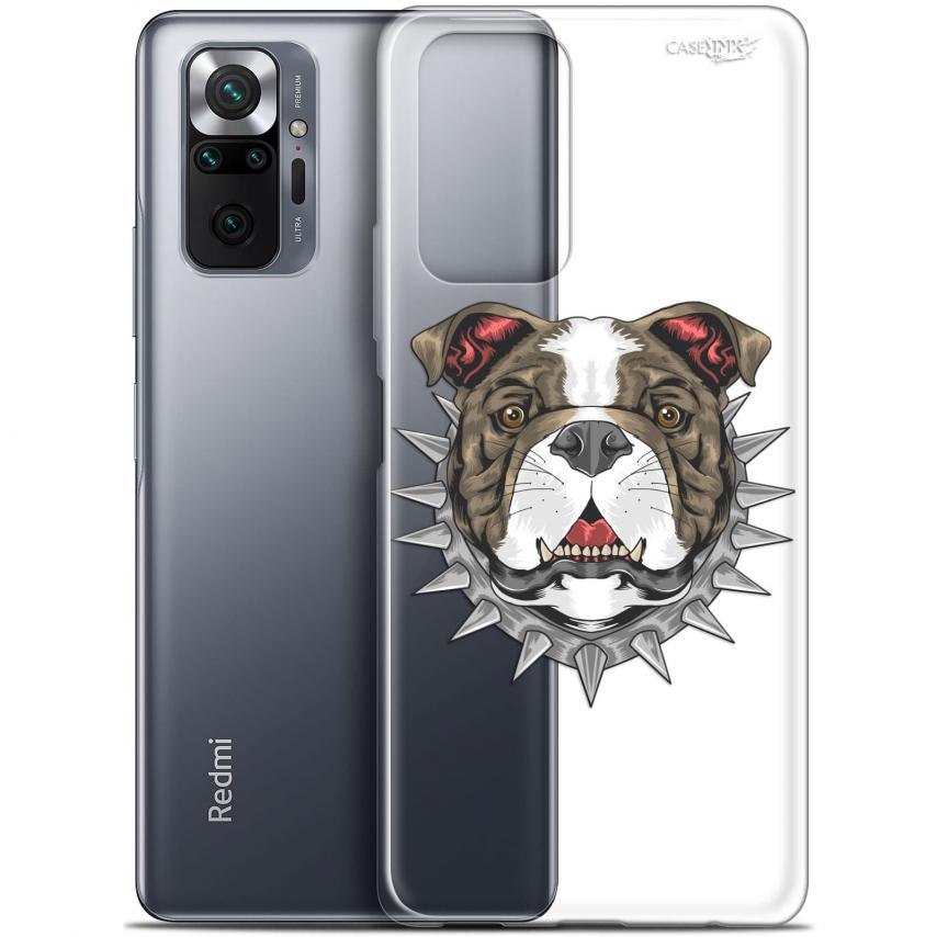 "Coque Gel Xiaomi Redmi Note 10 PRO (6.7"") Motif - Doggy"