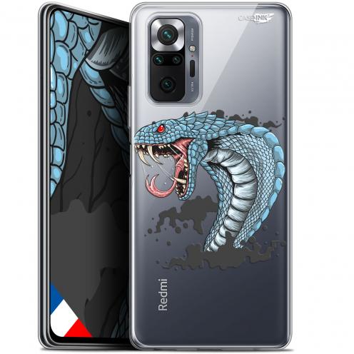 "Coque Gel Xiaomi Redmi Note 10 PRO (6.7"") Motif - Cobra Draw"