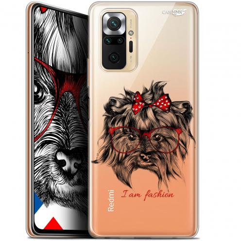"Coque Gel Xiaomi Redmi Note 10 PRO (6.7"") Motif - Fashion Dog"