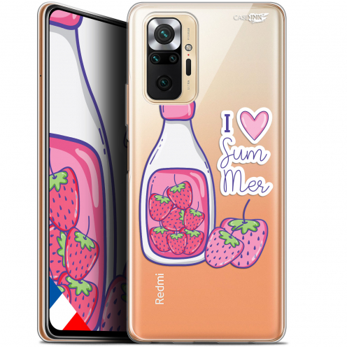 "Coque Gel Xiaomi Redmi Note 10 PRO (6.7"") Motif - Milky Summer"