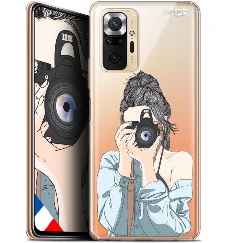 "Coque Gel Xiaomi Redmi Note 10 PRO (6.7"") Motif - La Photographe"