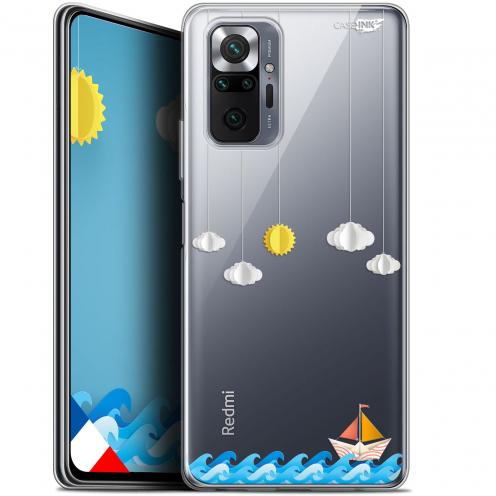 "Coque Gel Xiaomi Redmi Note 10 PRO (6.7"") Motif - Petit Bateau en Mer"