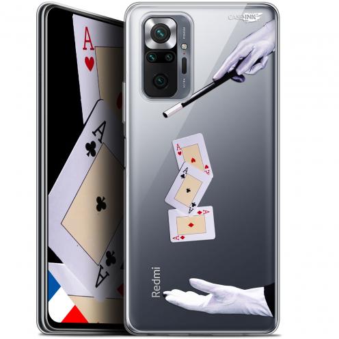 """Coque Gel Xiaomi Redmi Note 10 PRO (6.7"""") Motif - Cartes Magiques"""