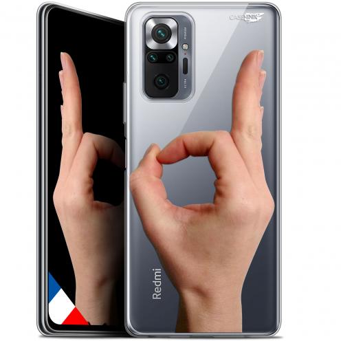 "Coque Gel Xiaomi Redmi Note 10 PRO (6.7"") Motif - Le Jeu du Rond"