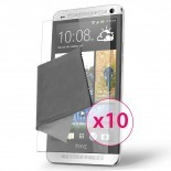 Zoom sur Films de protection HTC One Clubcase ® HD Lot de 10
