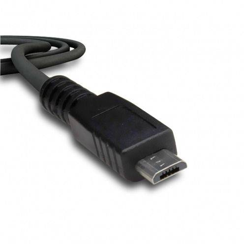 Sync cable and transfer USB to Micro USB black