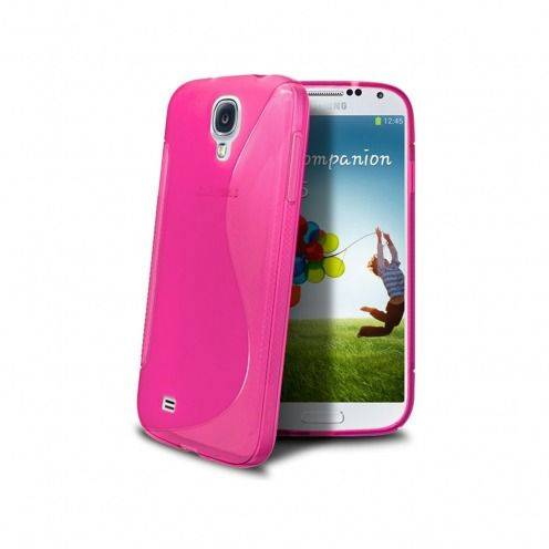 Coque Samsung Galaxy S4 Tpu Basics SLine Rose