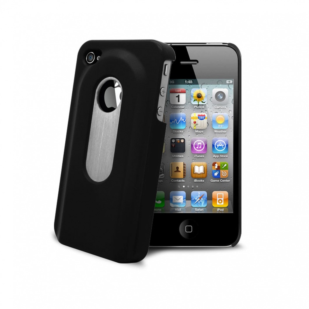 coque d capsuleur iphone 4s 4. Black Bedroom Furniture Sets. Home Design Ideas