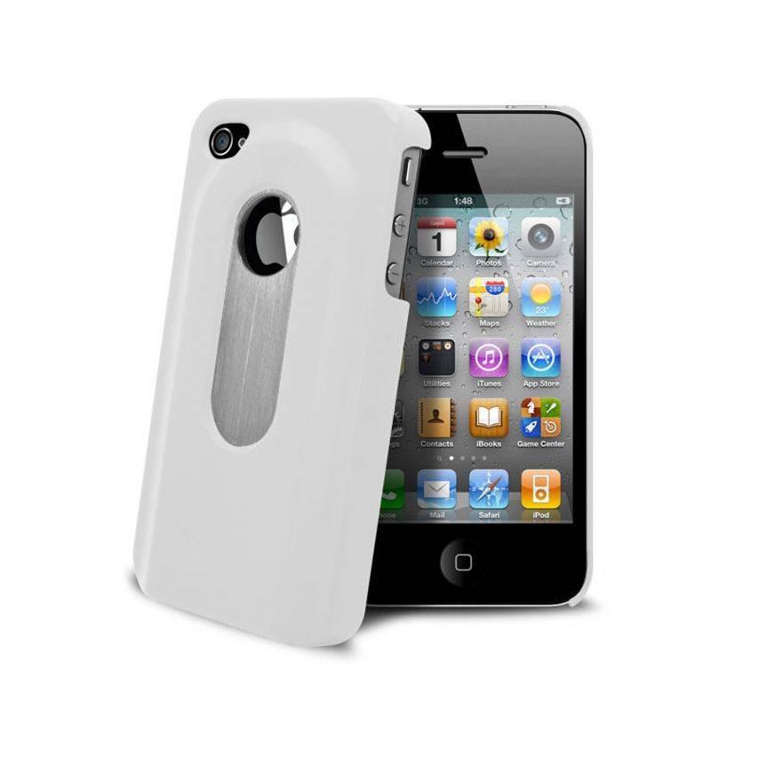 coque decapsuleur blanche iphone 4s 4