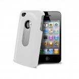 Visuel supplémentaire de Coque Décapsuleur blanche iPhone 4S/4