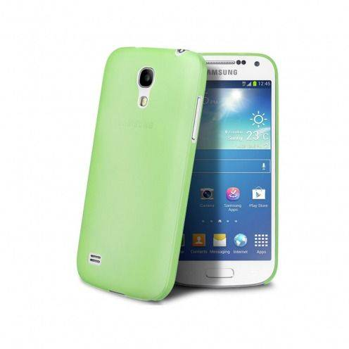 Coque Ultra Fine 0.3mm Frost Samsung Galaxy S4 mini Verte