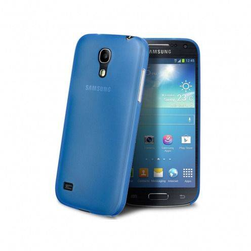 Coque Ultra Fine 0.3mm Frost Samsung Galaxy S4 mini Bleue