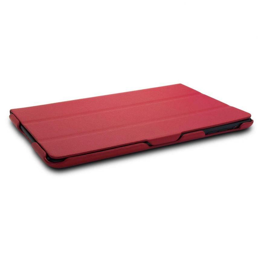 Visuel supplémentaire de Coque Ultra légère Smart Cover Stand iPad Mini Rouge