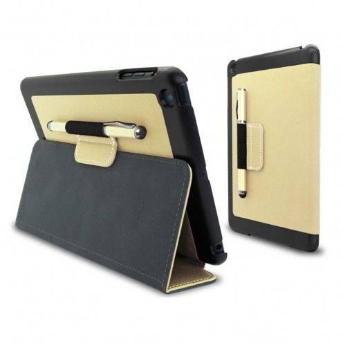 Visuel supplémentaire de Coque Club Tissu Blanche iPad Mini