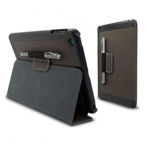 Visuel supplémentaire de Coque Club Tissu Noire iPad Mini