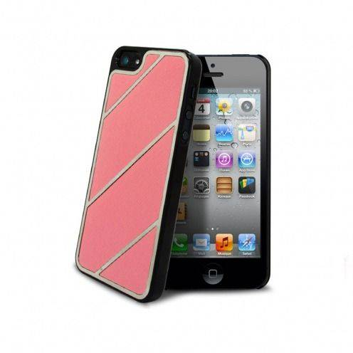 Coque iPhone 5 / 5S / SE  Daytona Chrome Rose