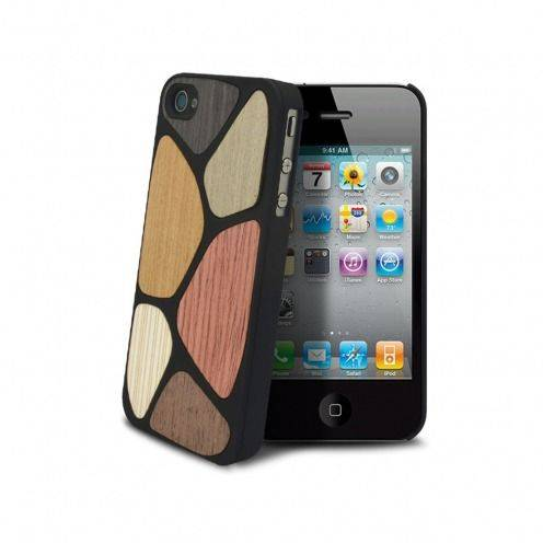 Coque Bagheera Patchwork pour iPhone 4/4s