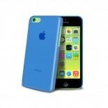 Visuel supplémentaire de Coque Ultra Fine 0.3mm Frost iPhone 5C Bleue
