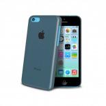 Visuel unique de Coque Ultra Fine 0.3mm Frost iPhone 5C Noire