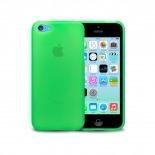 Visuel supplémentaire de Coque IPhone 5C® Frozen Ice Extra Fine Verte