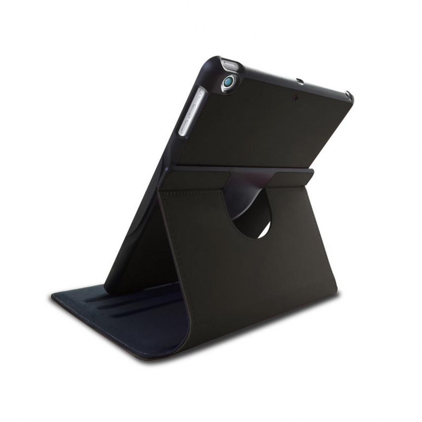 Coque iPad Air rotative 360° Club anthracite