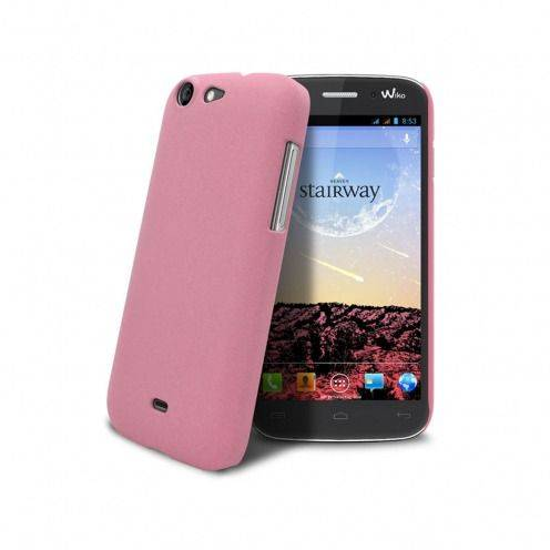 Coque Wiko Stairway Sand Rose