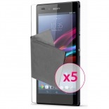 Zoom sur Films de protection Sony XPERIA Z Ultra Clubcase ® HD Lot de 10