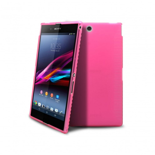 Coque XPERIA Z Ultra® Frozen Ice Extra Fine Rose